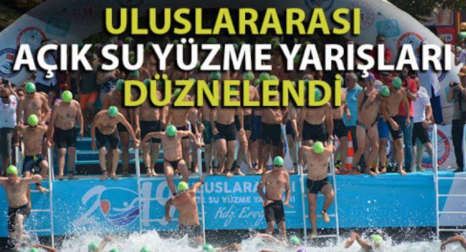 Açık Su Yüzme Yarışları